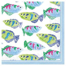 Reef Cocktail Napkins