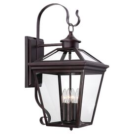 Maya Outdoor Wall Lantern