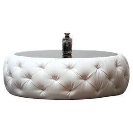 Olivia Tufted Coffee Table