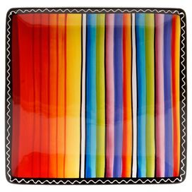 Sunrise Square Platter