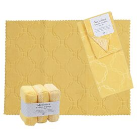 Tina Wash & Dry Set in Buttercup