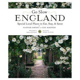 Go Slow England by Alastair Sawday