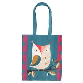 Muchly Lovely Canvas Tote Bag