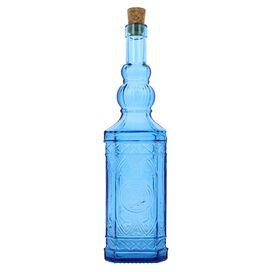Lima Bottle in Teal (Set of 2)