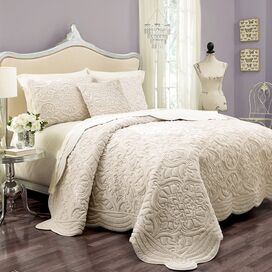 3-Piece Charlotte Coverlet Set