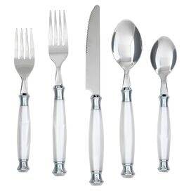 20-Piece Milan Flatware Set