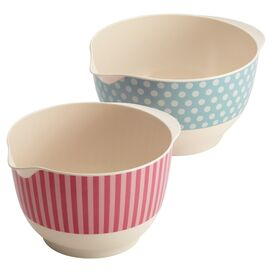 Cake Boss 2-Piece Mixing Bowl Set