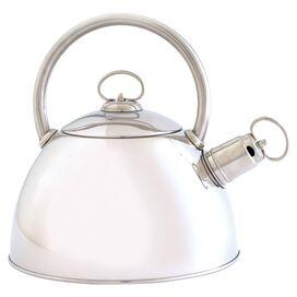 Madison 2.6-Quart Stainless Steel Tea Kettle