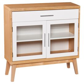 Beth 2-Tier Display Cabinet