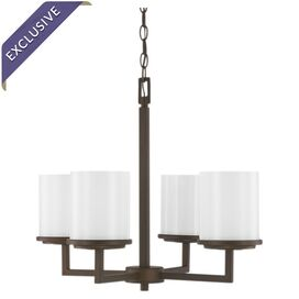 Sloan Chandelier in Bronze