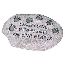 Pawprints Stepping Stone