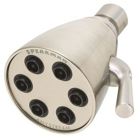 Anystream Showerhead in Brushed Nickel