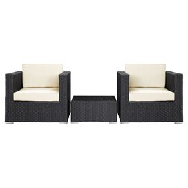 3-Piece Arlo Patio Seating Group Set