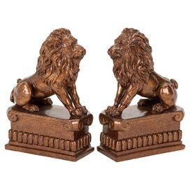 Lion Bookend (Set of 2)