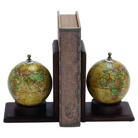 Globe Bookend (Set of 2)