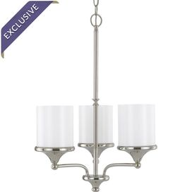 The Piedmont Collection 3-Light Chandelier