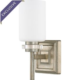 Ellee Wall Sconce in Winter Gold
