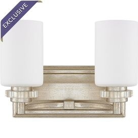 Ellee Vanity Light in Winter Gold