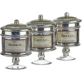 3-Piece Sweet Treat Canister Set