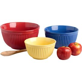 3-Piece Bridget Mixing Bowl Set