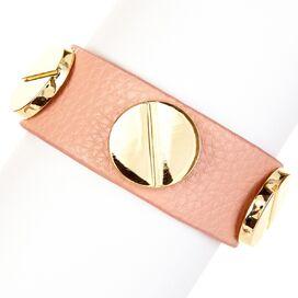 Bolt Leather Bracelet