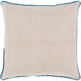 Halsey Pillow in Blue