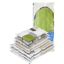 9-Piece Vacuum Storage Bag Set (Set of 9)