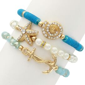 3-Piece Kokomo Bracelet Set