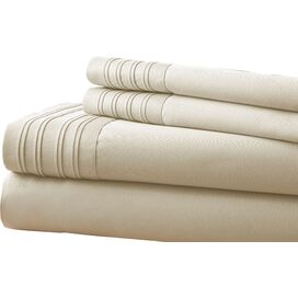 1000 Thread Count Egyptian Cotton Sheet Set in Taupe