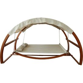 Gayle Patio Swing Bed