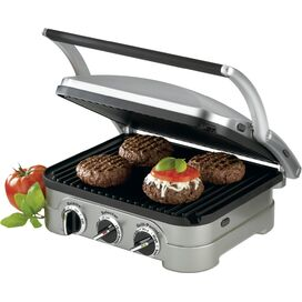 Cuisinart Stainless Steel Griddle