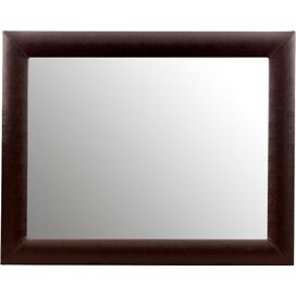 Leo Leather Wall Mirror