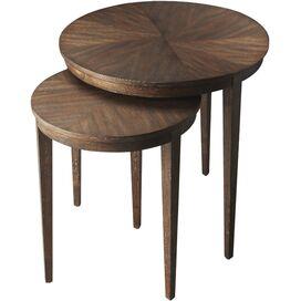 2-Piece Capshaw Nesting Table Set