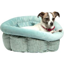 Cuddle Cup Pet Bed in Mineral