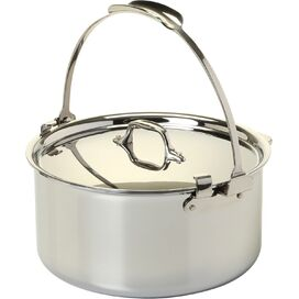 All-Clad 8-Quart Stainless Steel Pouring Stock Pot