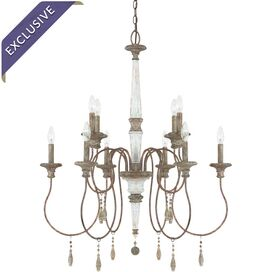 Zoe 10-Light Chandelier
