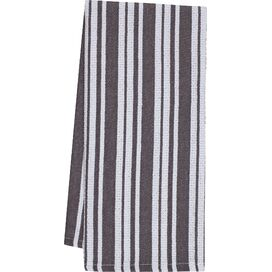 Esther Kitchen Towel in Pewter