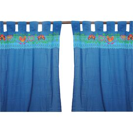 Sienne Embroidered Curtain