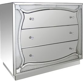 Georgina Mirrored Chest