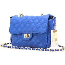 Bella Shoulder Bag in Blue