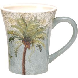 Key West 14-Ounce Mug (Set of 4)