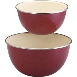 2-Piece Paula Deen Mixing Bowl Set