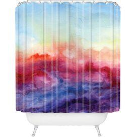 Arpeggi Shower Curtain