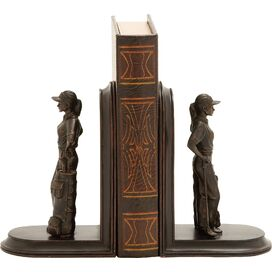 Hole in One Bookends II