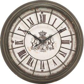 Heraldic Wall Clock