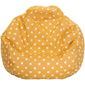 Camilla Indoor/Outdoor Beanbag in Citrus