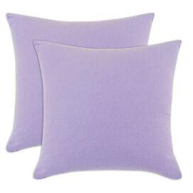 Lauren Pillow in Lavender (Set of 2)