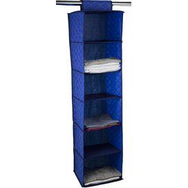 Anna 6-Shelf Closet Organizer