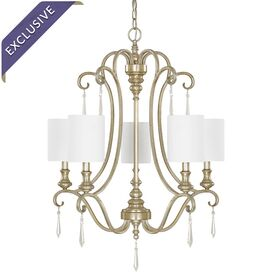 Sylvia 5-Light Chandelier
