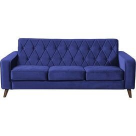 Beaufort Tufted Velvet Sofa